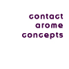 contact aromeconcepts